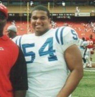 Phil Armour - Phil Armour Colts vs Chiefs 2000