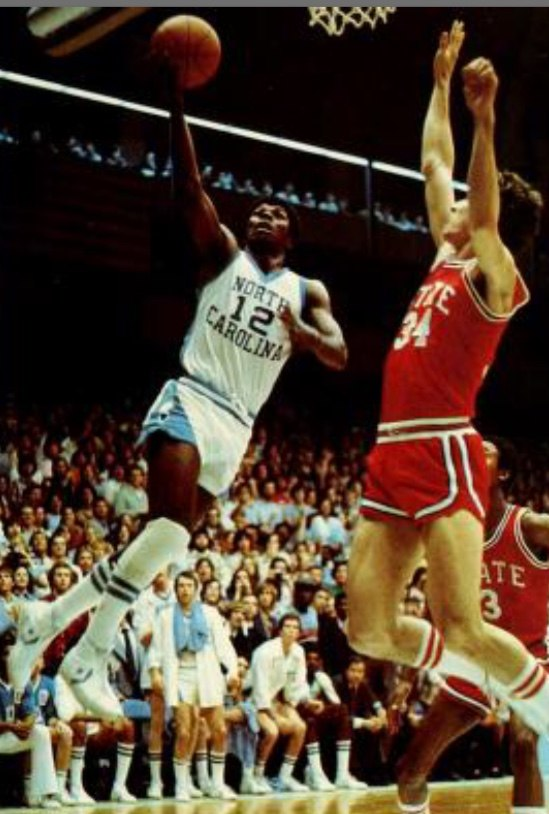 Phil Ford UNC