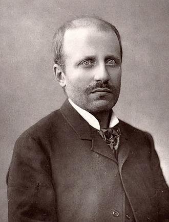 Philipp von Ferrary - Philipp von Ferrary