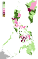 Philippine legislative districts per province.png