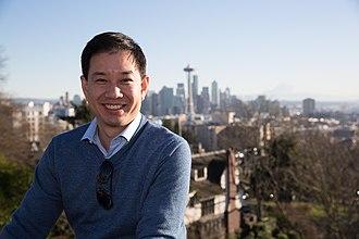 Phillip TK Yin - January 2016 publicity photo