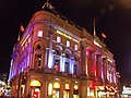 Piccadilly Circus, London - Ripleys Believe It Or Not! - at night (6438566959) (2).jpg