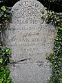 Pidwell gravestone at St Mary's churchyard, Penzance.jpg