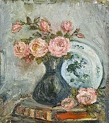 Pierre Laprade: Nature morte aux fleurs