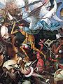 Pieter Bruegel I-Fall of rebel Angels IMG 1456.JPG