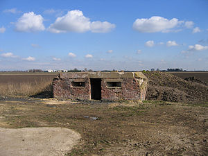 Borough Fen - Borough Fen Pill Box