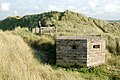 Pillbox in the dunes at Godrevy - geograph.org.uk - 1545241.jpg