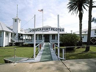Pilottown, Louisiana - Before Katrina