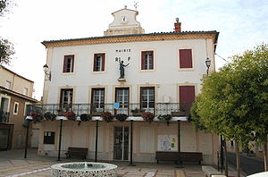 Pinet, Hérault - Town hall