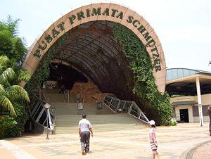 Ragunan Zoo - The Schmutzer Primate Centre, Jakarta