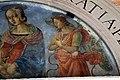 Pinturicchio e-o bartolomeo caporali, madonna col bambino e angeli, lunetta di santa maria della pietà, 1505 ca. 05.JPG