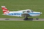 Piper PA28-161 Cadet 'G-GFCA' (41093933214).jpg