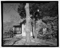 Pisgah National Forest Inn, Chewink Cabin, Blue Ridge Parkway Milepost 408.6, Asheville, Buncombe County, NC HABS NC-356-D-2.tif