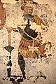 Pittura murale di Giovanni Boccati con la raffigurazione degli Uomini d'Arme,5.JPG
