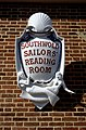 Plaque, Sailors' Reading Room, Southwold - geograph.org.uk - 1415803.jpg