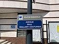 Plaque Avenue Paul Vaillant Couturier - Romainville (FR93) - 2021-04-24 - 2.jpg