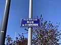 Plaque Rue 11 Novembre - Les Lilas (FR93) - 2021-04-27 - 2.jpg