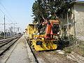 Plasser & Theurer OBW 10 FS alla Stazione di Legnago 02.JPG