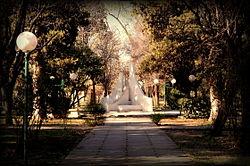 Plaza Centenario Villa 25 de Mayo.JPG