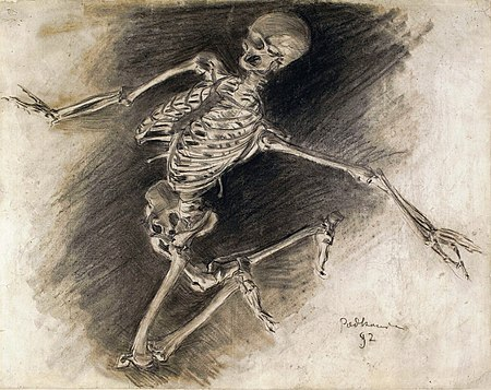 Podkowiński Fleeing skeleton.jpg