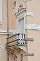 Poertschach Johannaweg 1 Villa Venezia Balkon an Nord-Seite 03042013 095.jpg