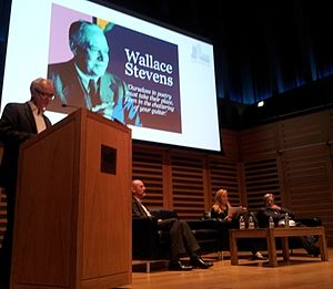 Poet in the City - Poet in the City event on Wallace Stevens at Kings Place, London on 17 November 2014