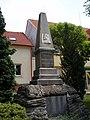 Pomnik Jana Husa w Sezemicach.JPG