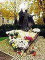 Pomnik Jana Pawła II na Ostrowie Tumskim w Poznaniu.jpg