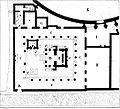 Pompeii Regio 08 Insula 07 Temple of Isis plan 01.jpg