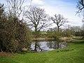Pond at Potcote - geograph.org.uk - 147819.jpg