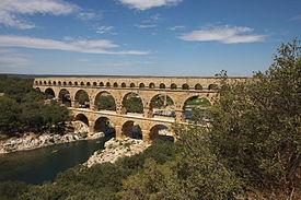 ガルドン川に架かるポン・デュ・ガール ガルドン川に架かるポン・デュ・ガール 英名 Pont du