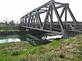 Ponte ferroviario sul Bacchiglione (Pontelongo).JPG