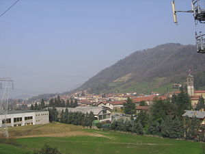 Pontida, Bergamo, Italia