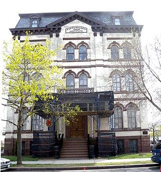 College Point, Queens - Poppenhusen Institute on the NRHP