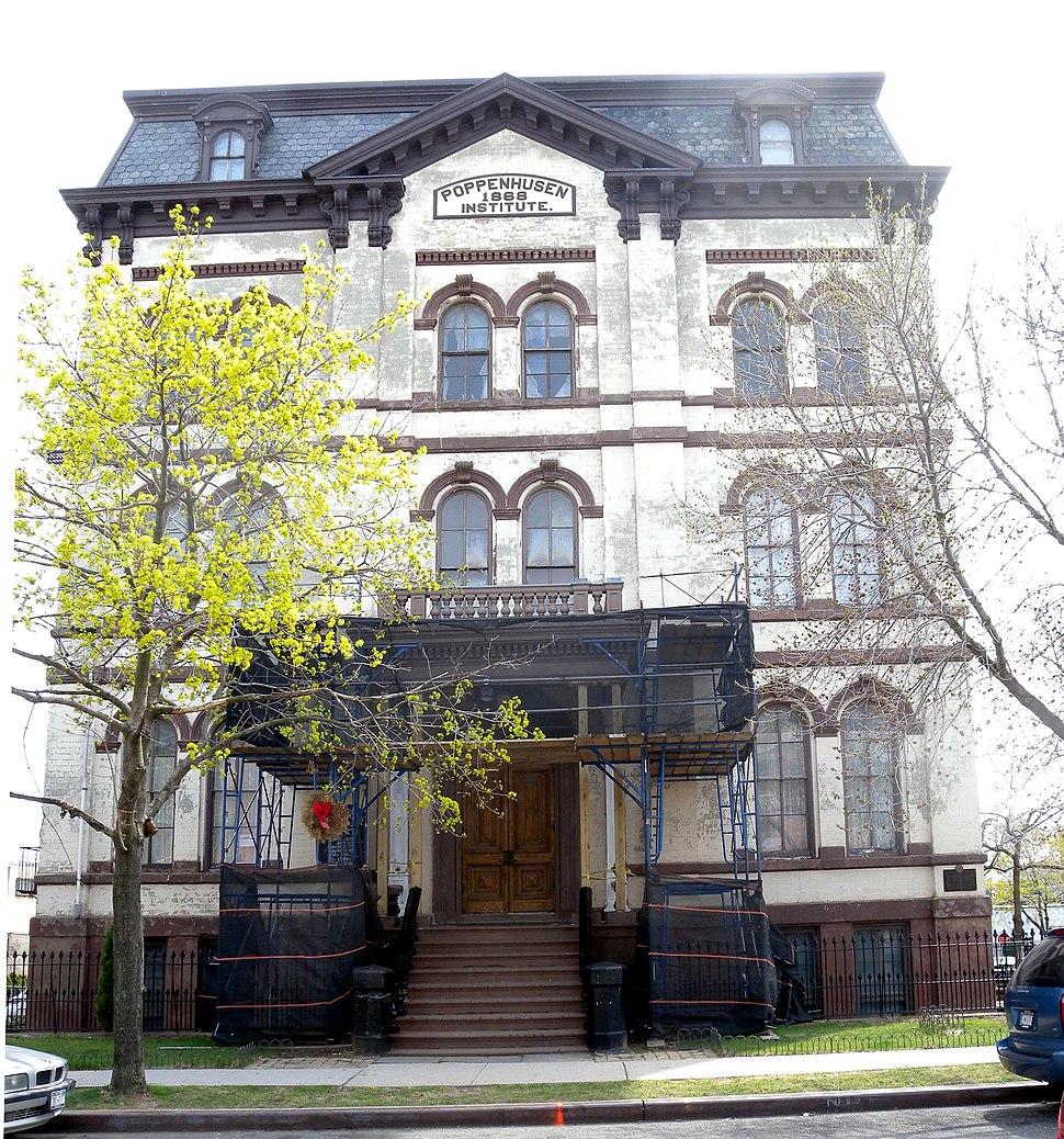 Poppenhusen Institute jeh