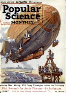 <i>Popular Science</i> American quarterly magazine
