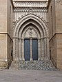 Portada de la Iglesia de Santa Eulalia, Palma de Mallorca.jpg