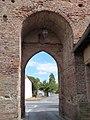 Porte de la tour de Brens (Tarn).jpg