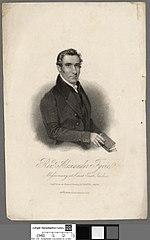 Alexanderv Fyvie, missionary at Surat East Indies