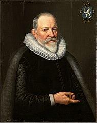 Portrait of Maerten Ruychaver (1545-1626)