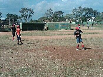 Practica de Beisbol%2C San Pedro Macoris
