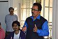 Pradeep Kumar Nanda Speaks - Wikipedia 15 Celebration - St Johns Church - Kolkata 2016-01-15 8581.JPG