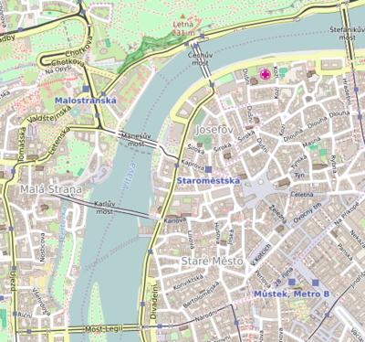 Module:Location map/data/Czech Republic Prague city centre ...