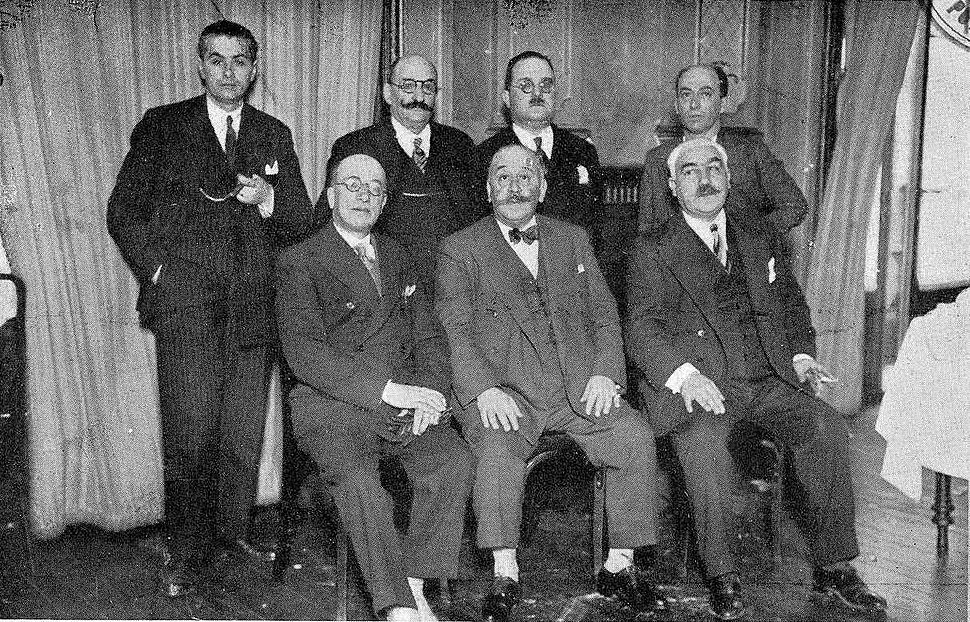 Premio de xornalismo Manuel Otero Bárcena 1932