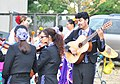 Preparing for Fiestas Patrias Parade, South Park, Seattle, 2017 - 007 - mariachi performers from Wenatchee High School.jpg