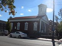 Presbyterian Church of Fredericksburg 810 Princess Anne Street Fredericksburg VA.JPG