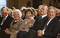 President George W. Bush and Former President George H. W. Bush Host Reception in Honor of the Points of Light Institute.jpg