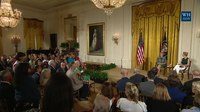 File:President Trump Participates in an Event with Small Businesses.webm
