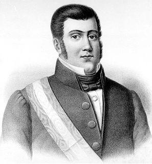 Chilean political figure, president