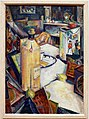 Preston dickinson, natura morta in un interno, 1920-22.jpg